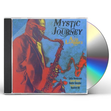 Azar Lawrence MYSTIC JOURNEY CD