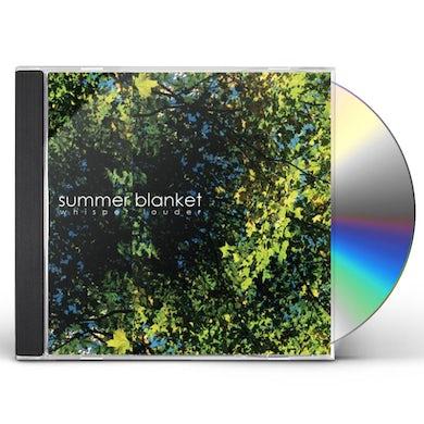 Summer Blanket WHISPER LOUDER CD