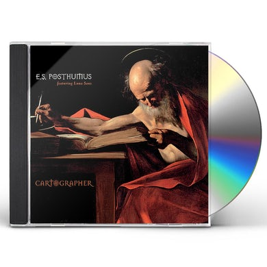 E.S. Posthumus CARTOGRAPHER CD