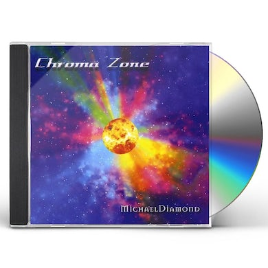 Michael Diamond CHROMA ZONE CD
