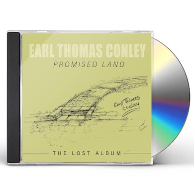 Earl Thomas Conley Promised Land: The Lost Album CD