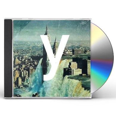 Blu NO YORK CD