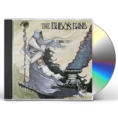 The Budos Band BURNT OFFERING CD