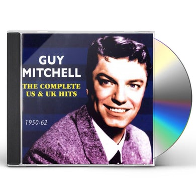 Guy Mitchell COMPLETE US & UK HITS 1950-62 CD