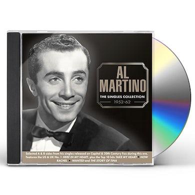 Al Martino SINGLES COLLECTION 1952-62 CD