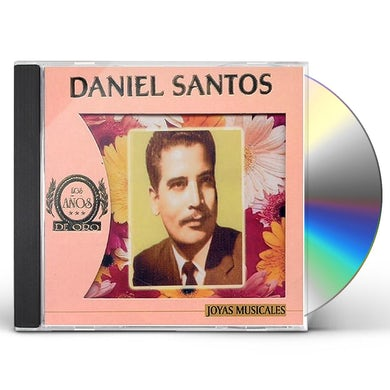 Daniel Santos JOYAS MUSICALES CD