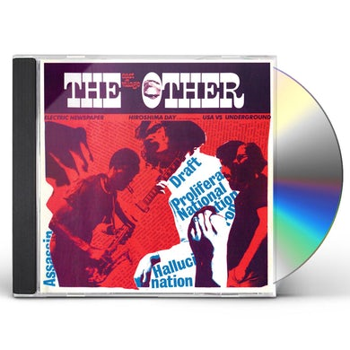 East Village Other ELECTRIC NEWSPAPER CD