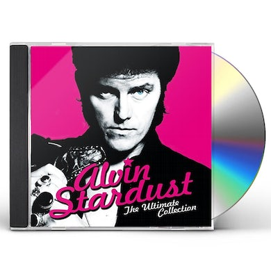 Alvin Stardust ULTIMATE COLLECTION CD