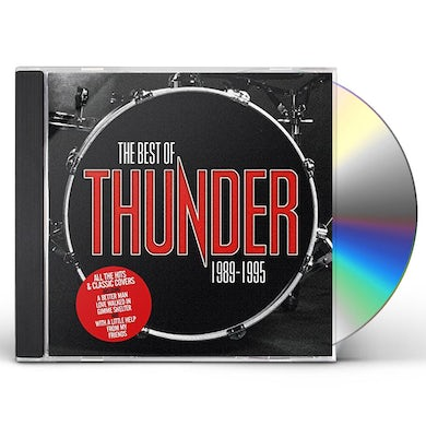 Thunder BEST OF 1989-1995 CD