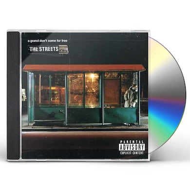 Streets GRAND DON'T COME FOR FREE CD
