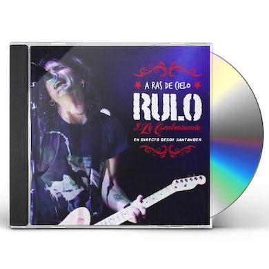 A RAS DEL CIELO CD