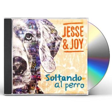 Jesse & Joy SOLTANDO AL PERRO CD