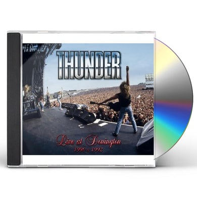 Thunder LIVE AT DONINGTON CD
