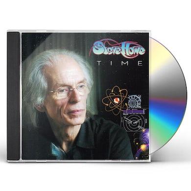 Steve Howe TIME CD