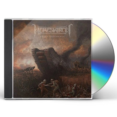 Heresiarch DEATH ORDINANCE CD