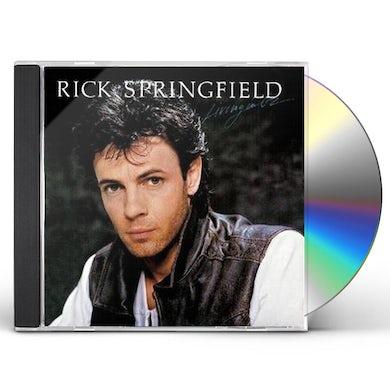Rick Springfield LIVING IN OZ CD