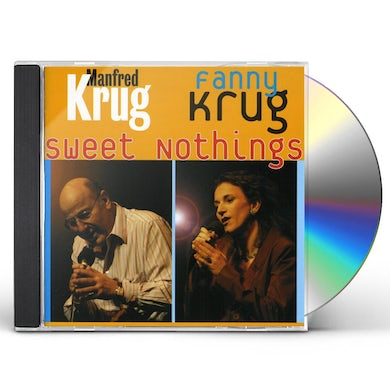 Manfred Krug SWEET NOTHINGS CD