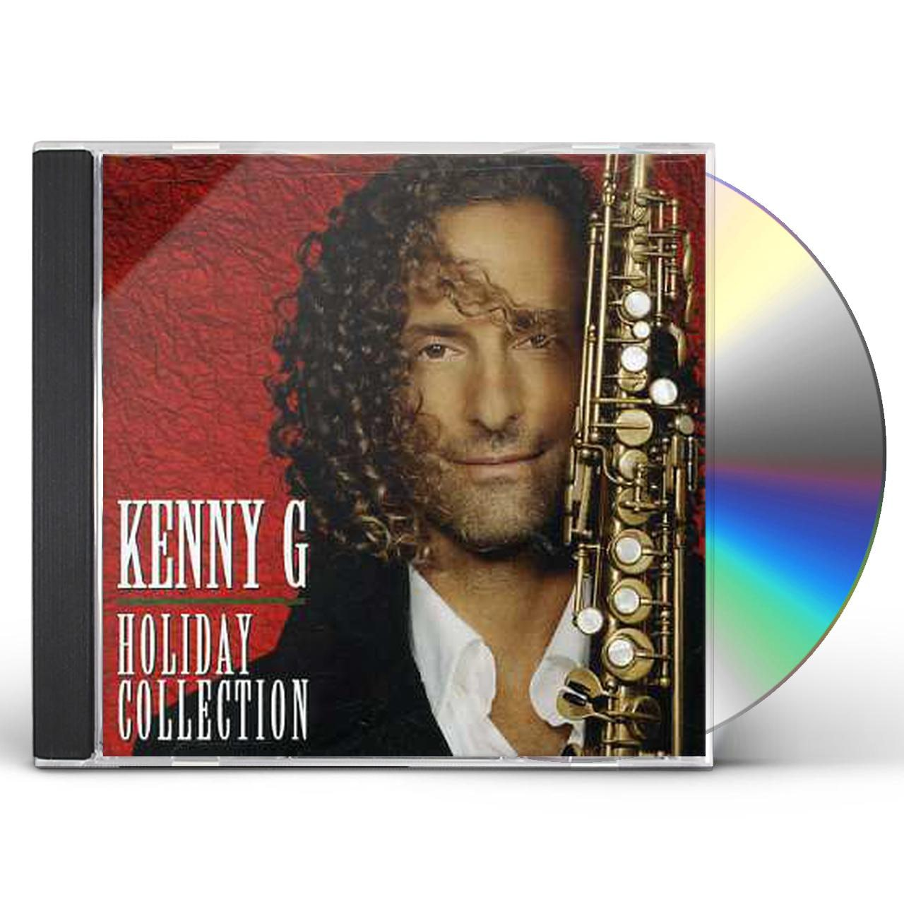 Kenny G Christmas.Kenny G Holiday Collection Cd
