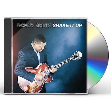 Ronny Smith SHAKE IT UP CD