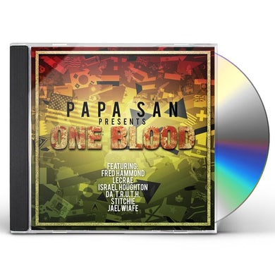 Papa San ONE BLOOD CD