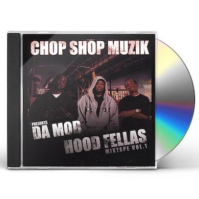 Da Mob HOODFELLAS MIXTAPE 1 CD