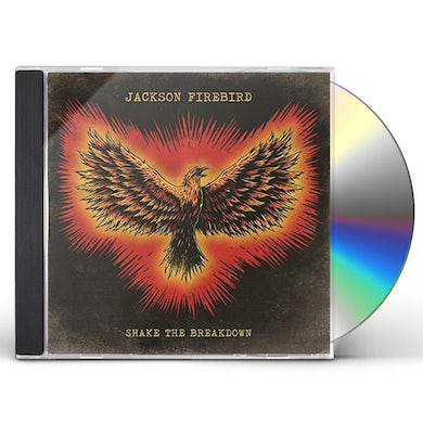 Jackson Firebird SHAKE THE BREAKDOWN CD