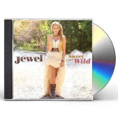 Jewel SWEET & WILD CD