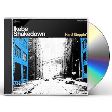 Ikebe Shakedown HARD STEPPIN CD
