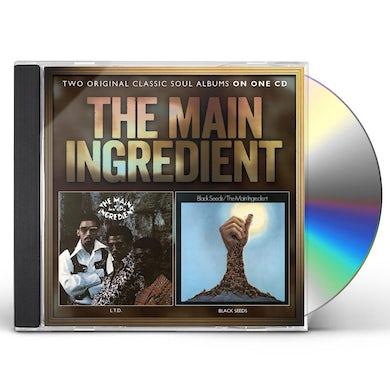 Main Ingredient L.T.D. / BLACK SEEDS CD
