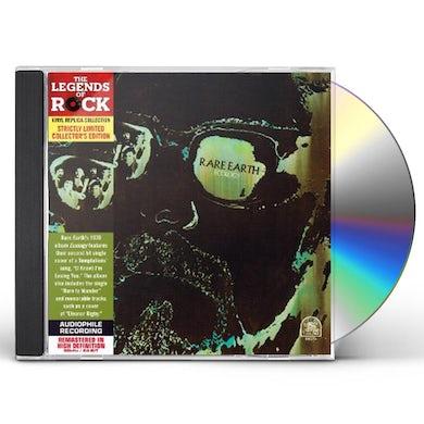 Rare Earth ECOLOGY CD
