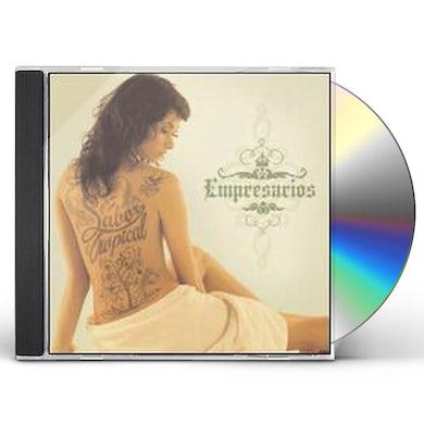 Empresarios SABOR TROPICAL CD