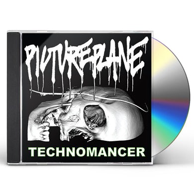 Pictureplane TECHNOMANCER CD