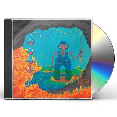 King Gizzard & The Lizard Wizard FISHING FOR FISHIES CD