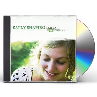 Sally Shapiro REMIX ROMANCE 1 CD