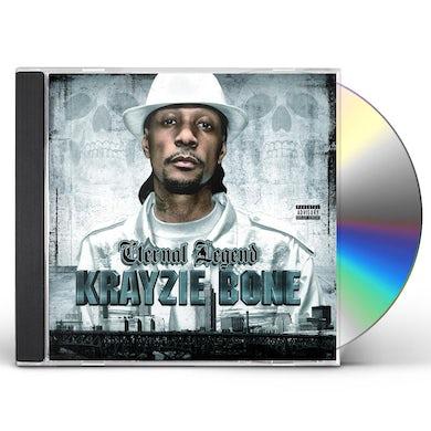 Krayzie Bone ETERNAL LEGEND CD