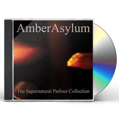 Amber Asylum SUPERNATURAL PARLOUR COLLECTION CD