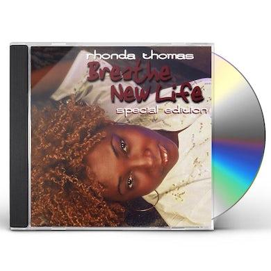 Rhonda Thomas BREATHE NEW LIFE CD
