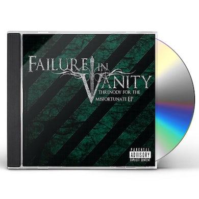 Failure in Vanity THRENODY FOR THE MISFORTUNATE CD