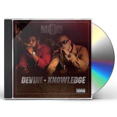 MOD DEVINE KNOWLEDGE CD