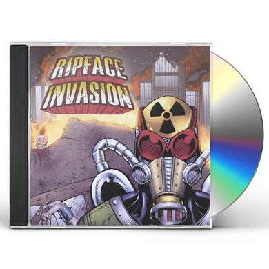 Ripface Invasion CD