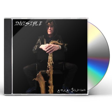 Greg Johnson INVISIBLE CD