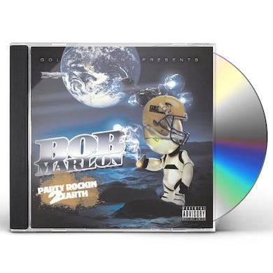 Stacks BOB MARLON: PARTY ROCKIN 2 EARTH CD