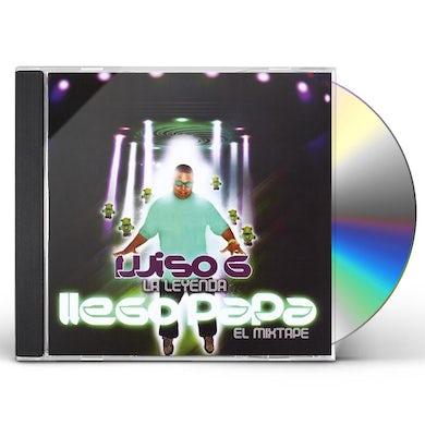 Wiso G LLEGO PAPA (EL MIXTAPE) CD