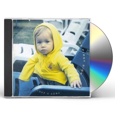 Troy FIRST SIGN CD