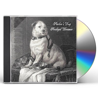 Pavlov's Dog PRODIGAL DREAMER CD