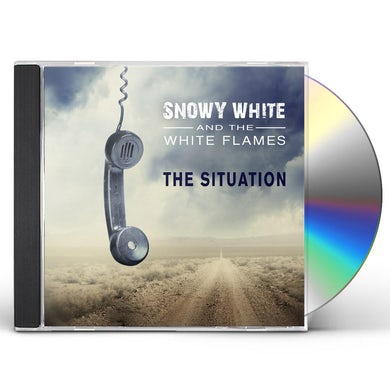 Snowy White Situation CD