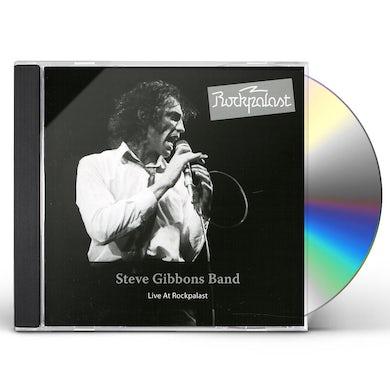 Steve Gibbons LIVE AT ROCKPALAST CD