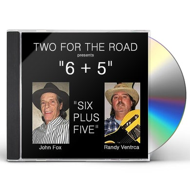 Two For The Road 6+5 CD