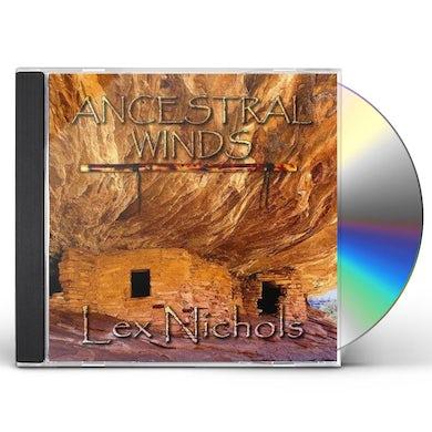 Lex Nichols ANCESTRAL WINDS CD