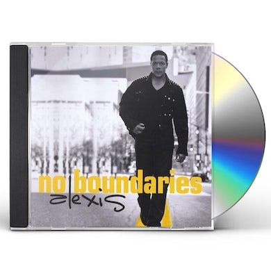 Alexis NO BOUNDARIES CD